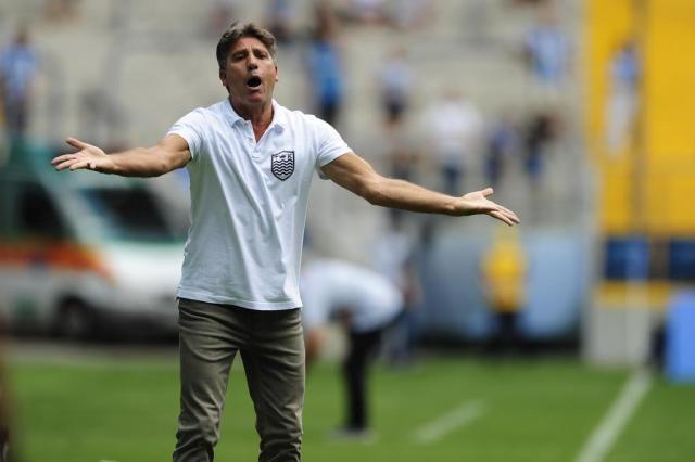 """Grêmio aguarda desfecho de """"Caso Victor"""" para investir em reforços Félix Zucco/Agencia RBS"""