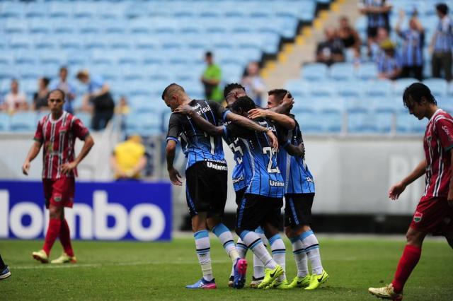 Em três campeonatos, Grêmio terá maratona de seis jogos em 19 dias Félix Zucco/Agencia RBS