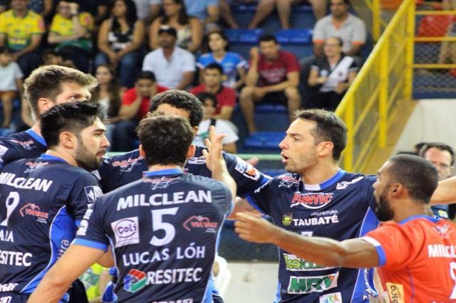 Funvic Taubaté vence o Montes Claros pela Superliga Rafinha Oliveira / Funvic Taubaté/Funvic Taubaté
