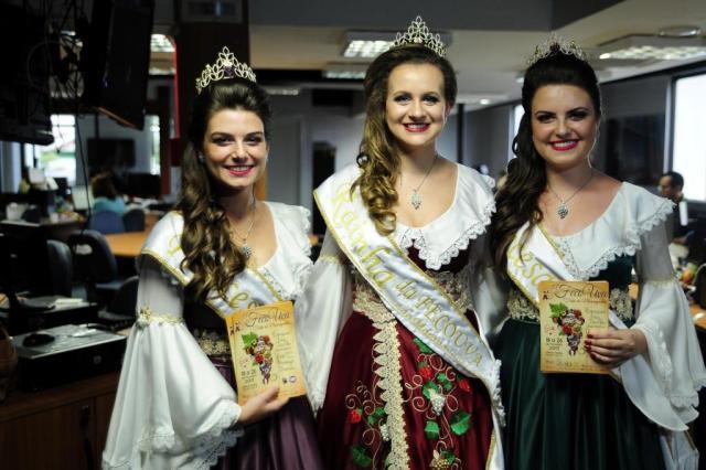 13ª Fecouva e 3ª Festa do Moranguinho se iniciam sábado no distrito florense de Otávio Rocha Marcelo Casagrande/Agencia RBS