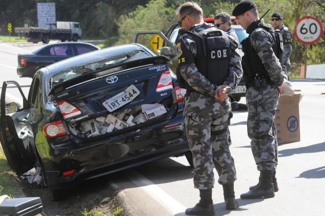 Brigada Militar efetuou mais de 9 mil prisões na Serra em 2016 Jonas Ramos/Agencia RBS