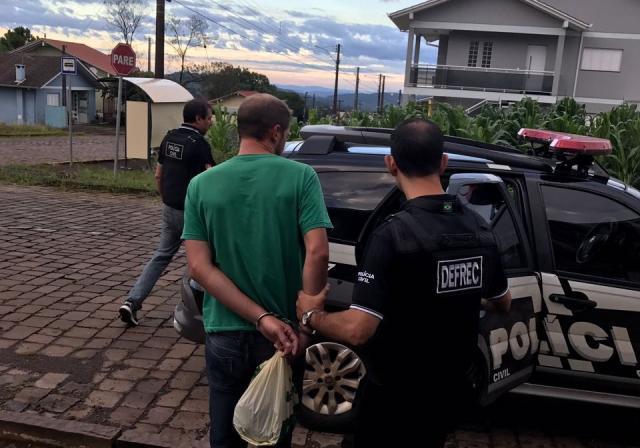 Desarticulada quadrilha que organizava excursões para entregar drogas em festas eletrônicas no RS Divulgação / Polícia Civil/Polícia Civil