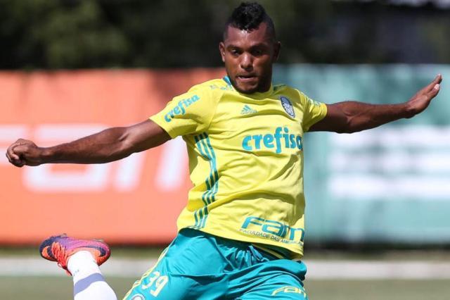 """Borja deixa """"momento de tensão"""" para trás e agradece recuperação a Cuca Flickr/Palmeiras/Flickr/Palmeiras"""