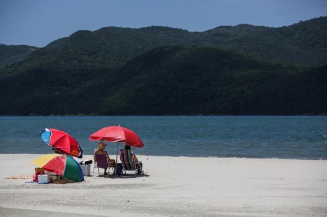 Praias menos badaladas oferecem tranquilidade aos veranistas de Santa Catarina Léo Cardoso/Agencia RBS