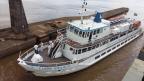 Cisne Branco terá roteiro hidrorrodoviário ligando Porto Alegre a Santa Cruz do Sul Eduardo Scaravaglione / Divulgação/Divulgação