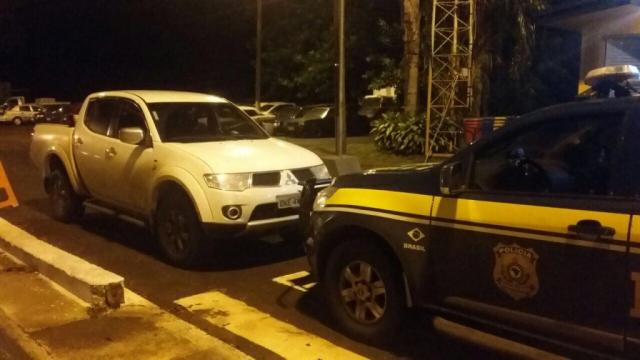 Preso suspeito de levar carros roubados e clonados no RS para o Paraguai Polícia Civil/Divulgação