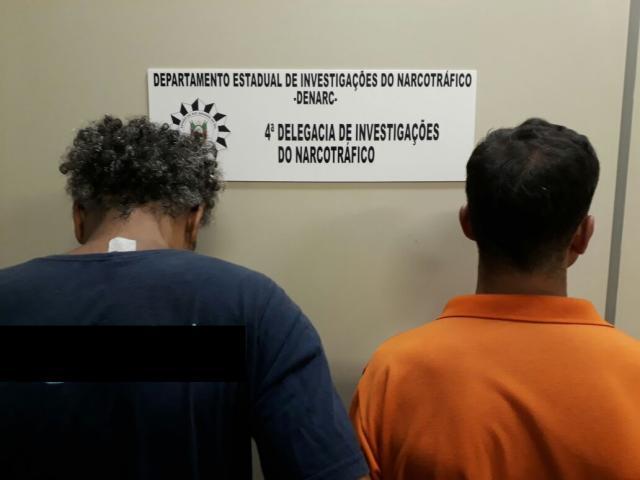 Garçom é preso por tráfico de drogas dentro de bar na Zona Norte Polícia Civil/Divulgação