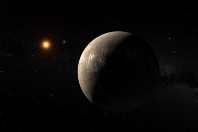 Fim do mundo? Astrônomos desmentem boatos sobre colisão de asteroide com a Terra nesta quinta M. KORNMESSER/ EUROPEAN SOUTHERN OBSERVATORY/AFP
