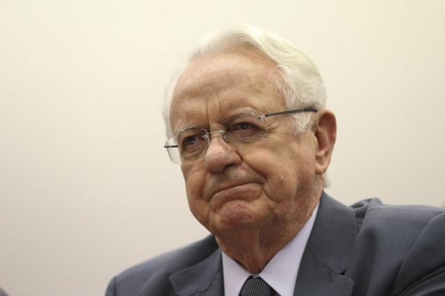 """""""Lava-Jato é intocável"""", diz ex-ministro do STF favorito para a Justiça Marcelo Camargo/Agência Brasil"""