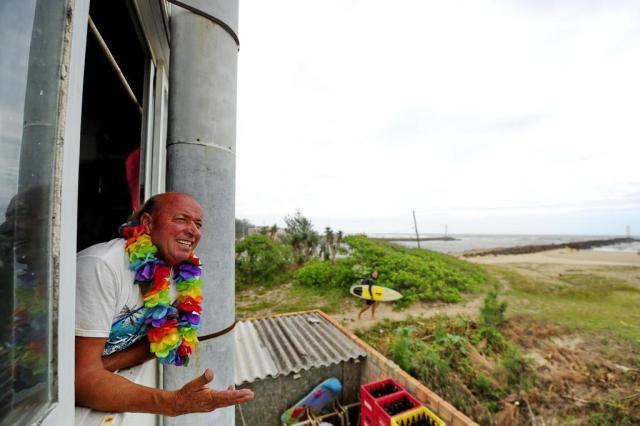 Quem é Alemão Nei, o morador mais ao leste do Rio Grande do Sul Lauro Alves/Agencia RBS
