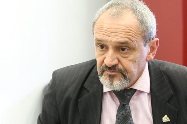 """""""Não tem nenhuma novidade nisso"""", diz Cappellari sobre garantia de que não haverá radares escondidos Marcelo Carôllo/Agencia RBS"""