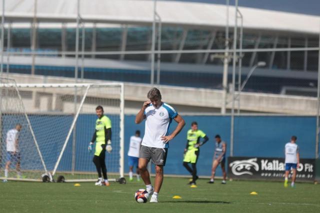 Três semanas antes da estreia na Libertadores, Grêmio está com sete jogadores no departamento médico André Ávila/Agencia RBS