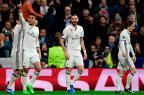 Real Madrid faz 3 a 1 no Napoli e abre vantagem na Liga dos Campeões JAVIER SORIANO / AFP/AFP
