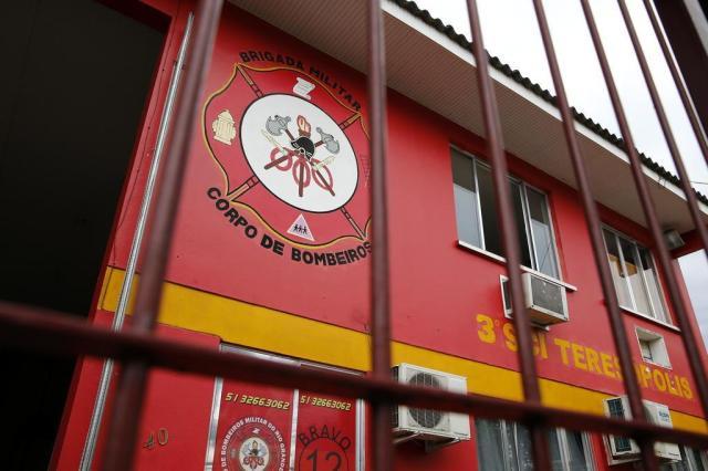 Crise faz um em cada cinco quartéis de bombeiros reduzir atividades e até fechar por alguns dias no RS Félix Zucco/Agencia RBS