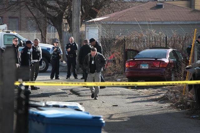 Assassinato de menino nos Estados Unidos é transmitido ao vivo pelo Facebook Scott Olson/Getty Images/AFP