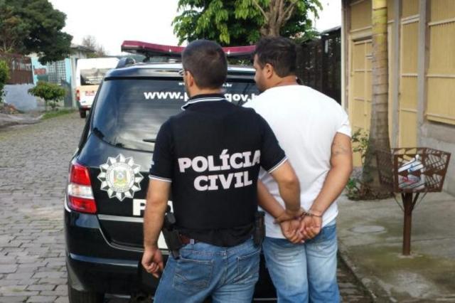 Dívida entre traficantes teria motivado assassinato em Fazenda Souza, no interior de Caxias do Sul Polícia Civil/Divulgação