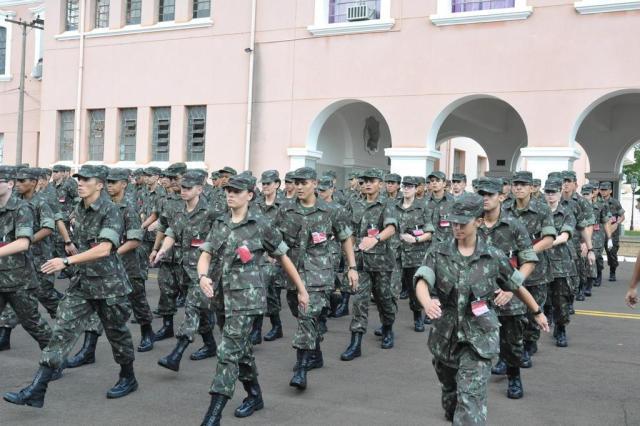 Mulheres gaúchas fazem história no Exército Espcex/divulgação