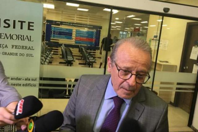 """""""Obviamente que não acredito"""", diz Tarso sobre propina que Lula teria recebido Eduardo Matos/Agência RBS"""