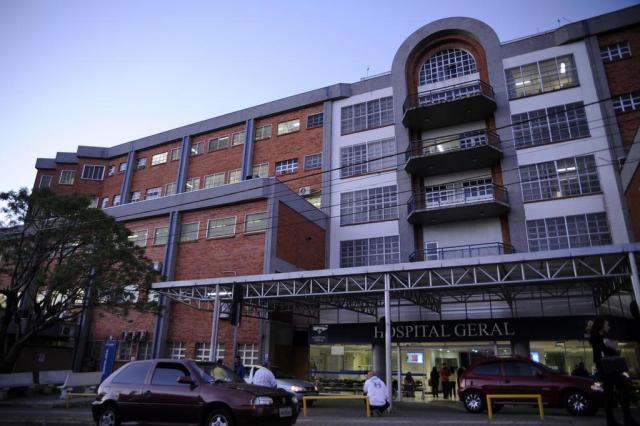 Hospital Geral e Pompéia, em Caxias, recebem repasses atrasados do Estado Marcelo Casagrande/Agencia RBS