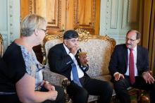Missão à Índia na mira do governo Karine Viana / Palácio Piratini/
