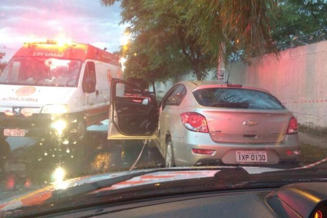Rainha de bateria de escola de samba é morta dentro de carro enquanto esperava a filha em Cachoeirinha Brigada Militar/Divulgação