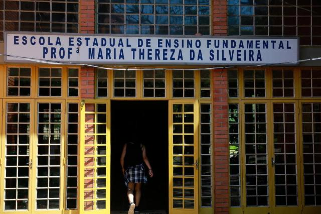 Vereadores vão pedir tombamento de escola ameaçada de fechar no Mont'Serrat Anderson Fetter/Agencia RBS