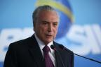 Temer retira servidores estaduais e municipais da reforma da Previdência Antonio Cruz/Agência Brasil