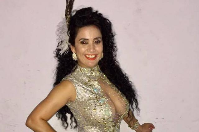 Rainha de bateria receberá homenagem de escola de samba em velório Reprodução/Facebook