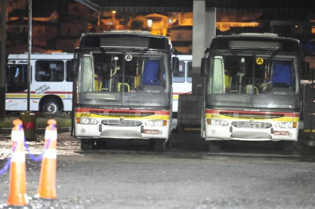 Rodoviários de Porto Alegre não aceitam proposta de reajuste salarial Ronaldo Bernardi/Agência RBS