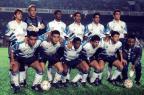 Lateral e centroavante no Grêmio de 1993, Winck e Gilson se reencontram em Caxias x São Paulo-RG José Doval/Agencia RBS