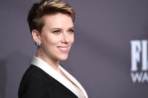 """""""Monogamia não é natural"""", afirma Scarlett Johansson após separação ANGELA WEISS/AFP"""