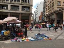 Uma Porto Alegre que temos vergonha de mostrar às visitas Rosane de Oliveira / Aquivo Pessoal/Aquivo Pessoal