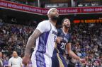 Pelicans fecha acordo e tira DeMarcus Cousins do Kings Rocky Widner/NBAE via Getty Images/AFP