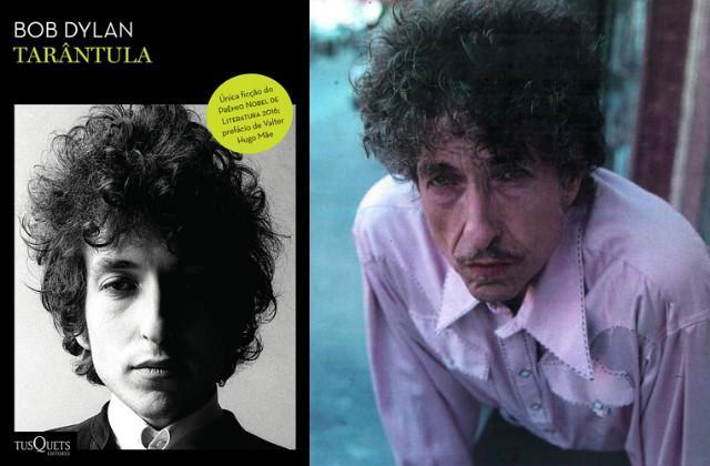 """""""Tarântula"""", de Bob Dylan, volta às livrarias depois de décadas fora de catálogo no Brasil Divulgação / Reprodução/Reprodução"""