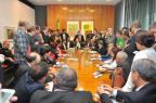 Centrais sindicais querem mais debate das reformas trabalhista e da Previdência J.Batista/Câmara dos Deputados