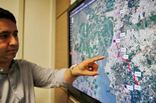 Diretor da Procempa é sócio de empresa que realiza teste de GPS na Carris, em Porto Alegre Félix Zucco/Agencia RBS