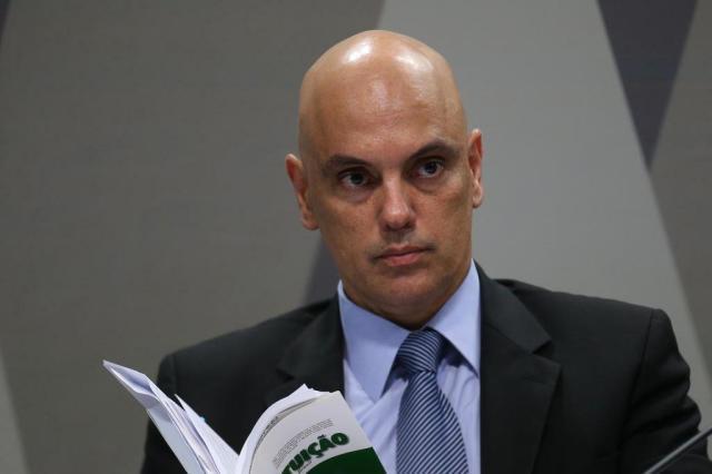 STF vai dar a prioridade necessária para a Lava-Jato, diz Alexandre de Moraes DIDA SAMPAIO/ESTADÃO CONTEÚDO