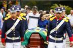 Motociclistas, maçons e militares prestam últimas homenagens a coronel morto em assalto Anderson Fetter/Agencia RBS