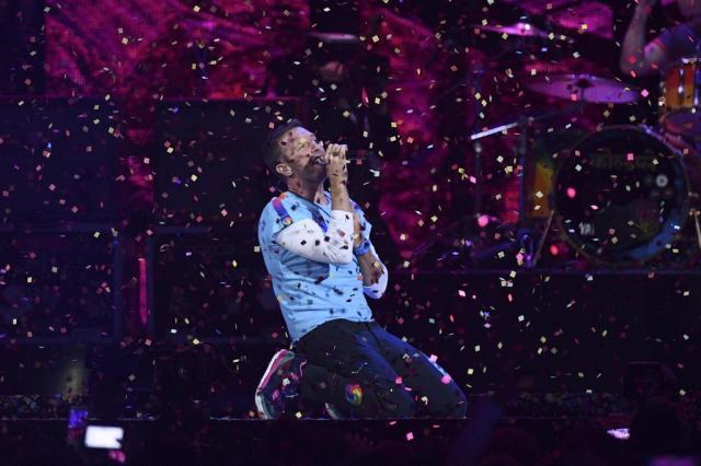 Coldplay: saiba o que esperar do primeiro show da banda em Porto Alegre Justin TALLIS/AFP