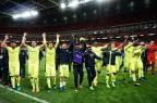 Com um a menos e gol contra, Tottenham é eliminado pelo Gent  Justin TALLIS / AFP/AFP