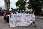 Rodoviários de Porto Alegre protestam contra reajuste salarial