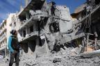 Atentado suicida deixa mais de 50 mortos em cidade síria retomada do Estado Islâmico Nazeer al-Khatib/AFP