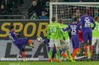 Werder Bremen vence Wolfsburg e sai da zona da degola Werder Bremen / Divulgação/Divulgação