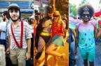 Veja as fantasias mais divertidas do carnaval de rua da Cidade Baixa Felipe Nogs/Agencia RBS