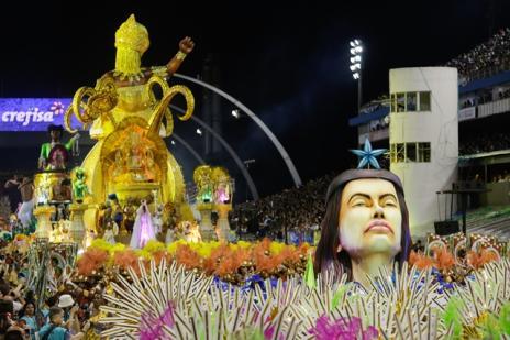 Saiba como foi o segundo dia de desfiles do Carnaval de São Paulo (ALICE VERGUEIRO/ESTAD¿?O CONTE¿?DO/)
