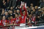 Manchester United vence Southampton e conquista Copa da Liga Ian KINGTON/ AFP PHOTO/AFP
