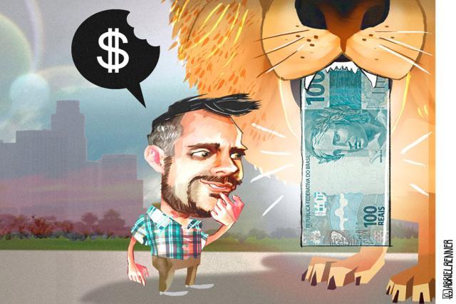 Saiba como não perder dinheiro na restituição do Imposto de Renda Arte de Gabriel Renner/Arte de Gabriel Renner