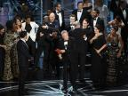 Empresa de auditoria do Oscar pede desculpas por confusão no prêmio de melhor filme KEVIN WINTER / GETTY IMAGES NORTH AMERICA / AFP/GETTY IMAGES NORTH AMERICA / AFP