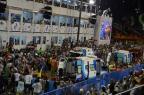 Liesa vai tomar medidas para que acidentes não voltem a ocorrer no Sambódromo Vanderlei ALMEIDA/AFP