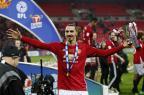 """Após vitória, Mourinho admite: """"Ibrahimovic venceu o jogo por nós"""" IAN KINGTON/AFP"""